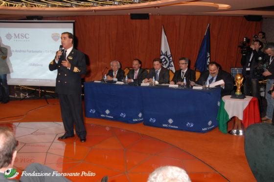 Premio Andrea Fortunato – 1^ edizione