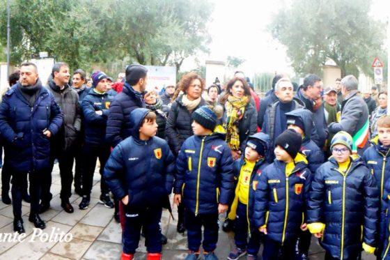 Intitolazione strada Via Andrea Fortunato – S. Maria di Castellabate