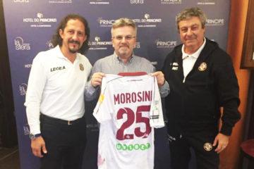 Igor Protti, ex calciatore e club manager del Livorno, racconta la sua esperienza al fianco della Fondazione a sostegno del Passaporto Ematico