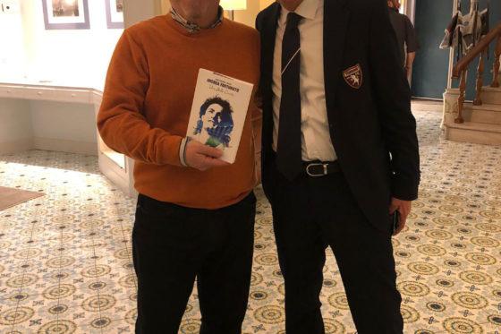La Fondazione fa visita al Torino in ritiro
